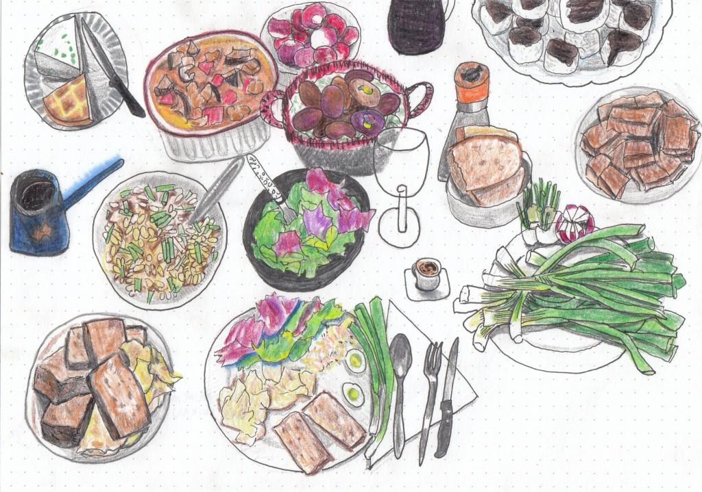 Marta ručak